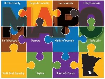 Puzzle pieces representing member jurisdictions